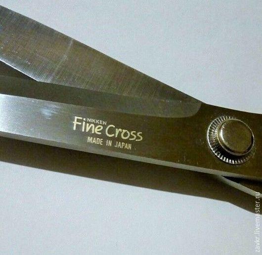 Nikken,  модель Fine Cross, сделано в Японии