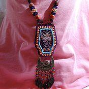 Украшения handmade. Livemaster - original item Necklace totem