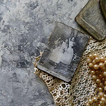 """Материалы для творчества ручной работы. Ярмарка Мастеров - ручная работа Фотофон фактурный """"Софт"""" под бетон. Handmade."""