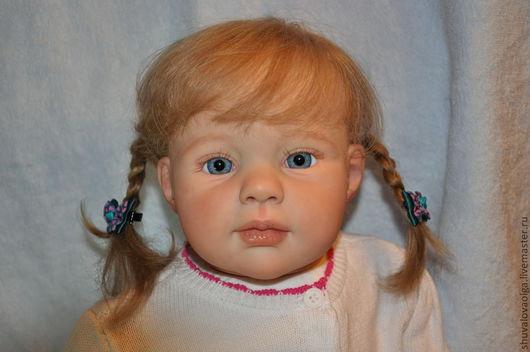 Куклы-младенцы и reborn ручной работы. Ярмарка Мастеров - ручная работа. Купить Кукла реборн Катюша. Handmade. Кукла реборн