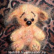 Куклы и игрушки ручной работы. Ярмарка Мастеров - ручная работа Мишка Тимошка. Handmade.