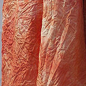 Палантины ручной работы. Ярмарка Мастеров - ручная работа Шарф шелковый ручного крашения `Фиеста`. Handmade.