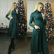Одежда ручной работы. Ярмарка Мастеров - ручная работа Платье модель 21733. Handmade.