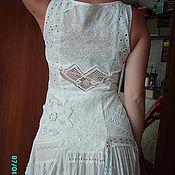 """Одежда ручной работы. Ярмарка Мастеров - ручная работа платье """"белые одежды"""". Handmade."""