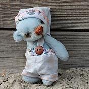Куклы и игрушки ручной работы. Ярмарка Мастеров - ручная работа Мишка Гномик-Вася. Handmade.