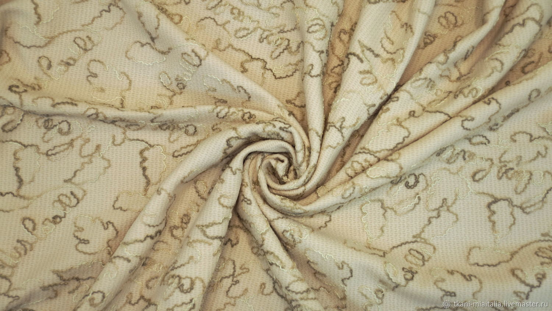 Итальянская ткань пальтовая шерсть сток Cavalli, Ткани, Нижнекамск,  Фото №1