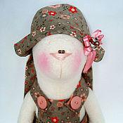Куклы и игрушки ручной работы. Ярмарка Мастеров - ручная работа Заяц Камилла (45 см.). Handmade.