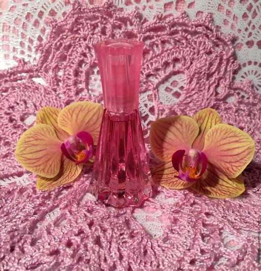 """Натуральные духи ручной работы. Ярмарка Мастеров - ручная работа. Купить """" Orhidea """" духи натуральные. Handmade. Розовый"""