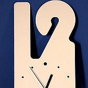"""Для дома и интерьера ручной работы. Ярмарка Мастеров - ручная работа Часы """"12"""". Handmade."""