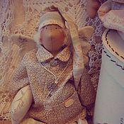 Куклы и игрушки ручной работы. Ярмарка Мастеров - ручная работа Сплюшкав стиле Тильда.Ангел снов.. Handmade.