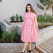 Одежда handmade. Livemaster - original item Dress on the smell of chamomile. Handmade.