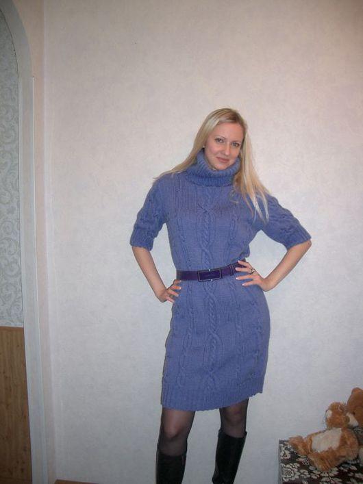 Платья ручной работы. Ярмарка Мастеров - ручная работа. Купить Платье женское. Handmade. Шерсть
