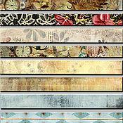 Дизайн ручной работы. Ярмарка Мастеров - ручная работа винтажные баннеры для магазинов мастеров. Handmade.