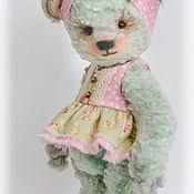 Куклы и игрушки ручной работы. Ярмарка Мастеров - ручная работа Рози авторский мишка тедди. Handmade.