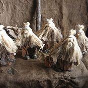 Куклы и игрушки ручной работы. Ярмарка Мастеров - ручная работа Оберег из дерева. Лесовик.. Handmade.