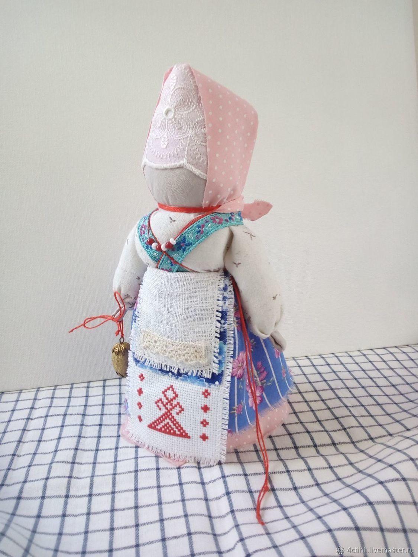 Славянская кукла оберег УСПЕШНИЦА, Народная кукла, Москва,  Фото №1