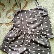 Одежда ручной работы. Ярмарка Мастеров - ручная работа Пижама. Handmade.