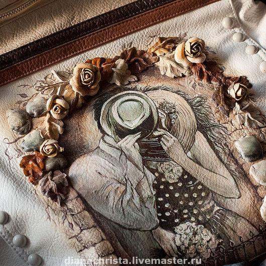 """Женские сумки ручной работы. Ярмарка Мастеров - ручная работа. Купить Сумка """" Тайна"""". Handmade. Женская сумка"""