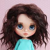 Куклы и игрушки ручной работы. Ярмарка Мастеров - ручная работа Кукла Блайз Селена Blythe Doll. Handmade.