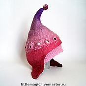 """Работы для детей, ручной работы. Ярмарка Мастеров - ручная работа Детская шапка """"Инопланетный гость"""". Handmade."""