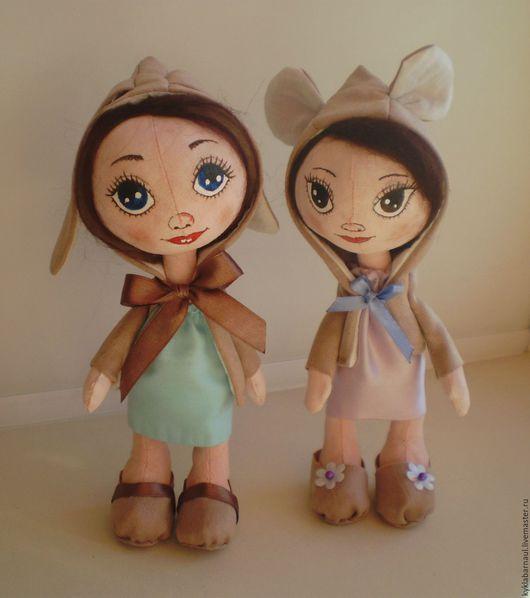 Коллекционные куклы ручной работы. Ярмарка Мастеров - ручная работа. Купить Текстильная кукла интерьерная. Handmade. Подарок для девочки