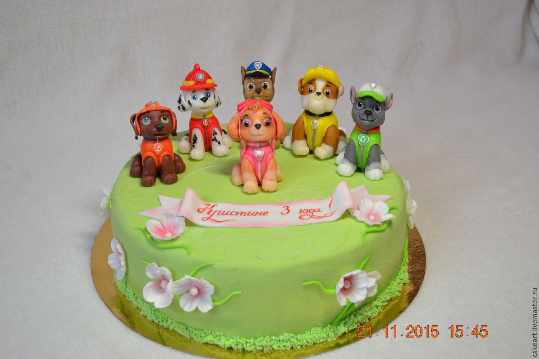 Фото тортов для детей тула
