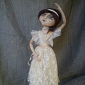 Куклы и игрушки ручной работы. Ярмарка Мастеров - ручная работа Балерина Аннушка. Handmade.