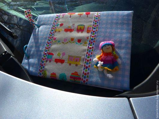 Блокноты ручной работы. Ярмарка Мастеров - ручная работа. Купить Детский блокнот для рисования. Handmade. Американский хлопок, подарок для девочки