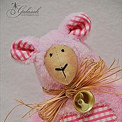 Куклы и игрушки ручной работы. Ярмарка Мастеров - ручная работа Барашка-обаяшка. Handmade.