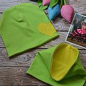 Работы для детей, ручной работы. Ярмарка Мастеров - ручная работа Комплект Solar heart. Handmade.