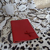 Канцелярские товары handmade. Livemaster - original item Cover for avtodokumentov