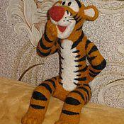 Куклы и игрушки ручной работы. Ярмарка Мастеров - ручная работа Тигррра. Handmade.