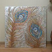 Картины ручной работы. Ярмарка Мастеров - ручная работа Интерьерные объемные картины. Handmade.