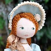 Куклы и игрушки ручной работы. Ярмарка Мастеров - ручная работа Будуарная куколка - кокетка. Handmade.