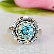 Украшения handmade. Livemaster - original item 16p Diamond Ring