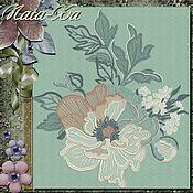 Материалы для творчества handmade. Livemaster - original item Nocturne for autumn. Handmade.