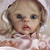 Куклы и игрушки ручной работы. Ярмарка Мастеров - ручная работа Luna от Olga Auer. Handmade.