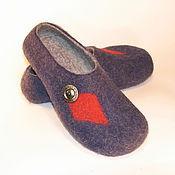 Обувь ручной работы. Ярмарка Мастеров - ручная работа Тапочки Подарочные. Handmade.