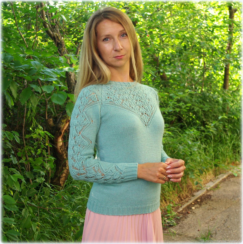 """Джемпер """"Лорелея"""", Кофты и свитера, Севастополь, Фото №1"""