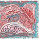 """Абстракция ручной работы. """"Во имя... """". Любовь Шатилова. Интернет-магазин Ярмарка Мастеров. Картина в подарок, картина для интерьера"""