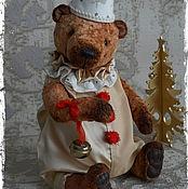 Куклы и игрушки ручной работы. Ярмарка Мастеров - ручная работа Hello Teddy 2016 - плюшевый медвежонок. Handmade.