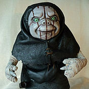 Куклы и игрушки ручной работы. Ярмарка Мастеров - ручная работа кукла из игры Castlevania чупакабра Компьютерный персонаж. Handmade.