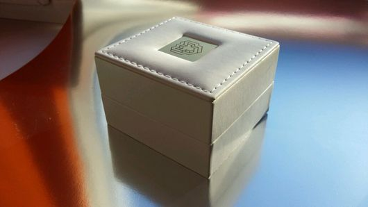 Праздничная атрибутика ручной работы. Ярмарка Мастеров - ручная работа. Купить Подарочная коробка со съёмный крышкой. Handmade. Коробка