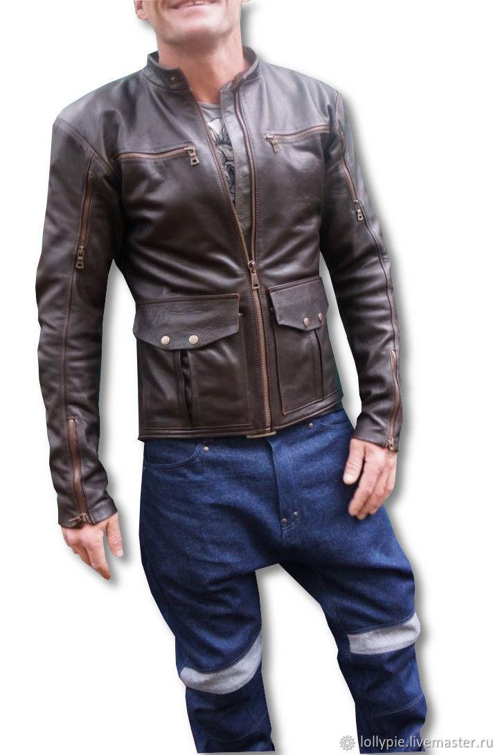 479e2b150 Mans Leather Jacket