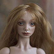 Куклы и игрушки ручной работы. Ярмарка Мастеров - ручная работа Шарнирная кукла Николь. Handmade.