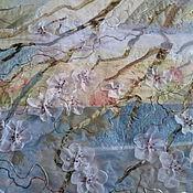 """Картины и панно ручной работы. Ярмарка Мастеров - ручная работа Панно """"Дыхание весны"""". Handmade."""