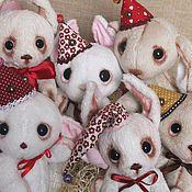 Куклы и игрушки ручной работы. Ярмарка Мастеров - ручная работа Кролики и Зайцы. Handmade.