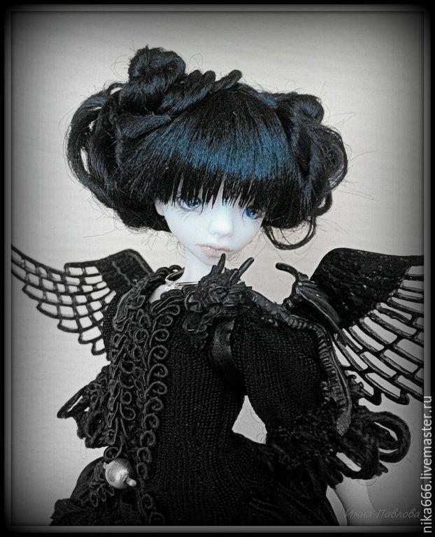 картинки готических кукол с короткими волосами купить новый грузовой
