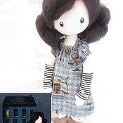 Куклы и игрушки ручной работы. Ярмарка Мастеров - ручная работа Кукла КЭТТИ. Handmade.