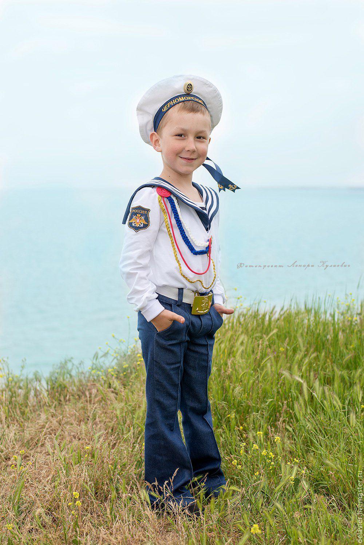 Костюм моряка своими руками фото 234